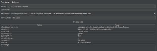 InfluxDBBackendListener